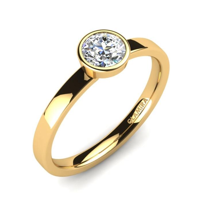 GLAMIRA Bruids Set True Love Ring A