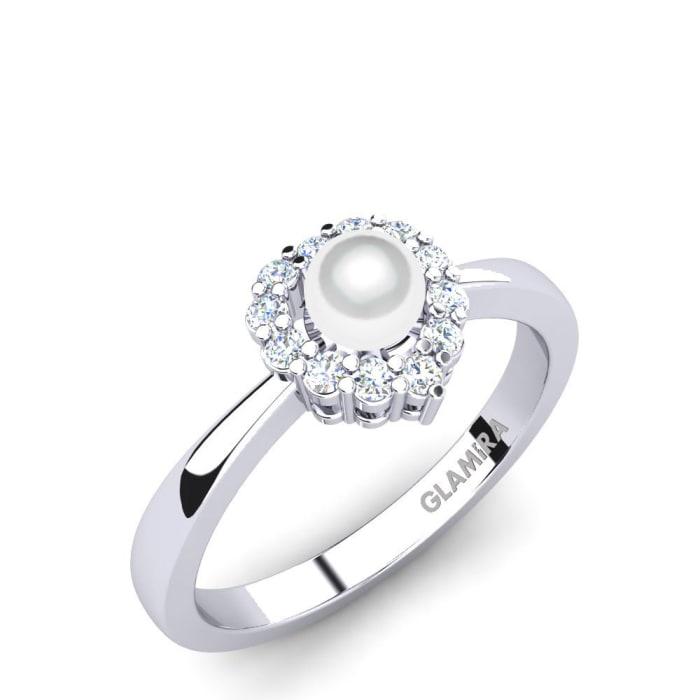 GLAMIRA Ring Aleece Ø4 mm