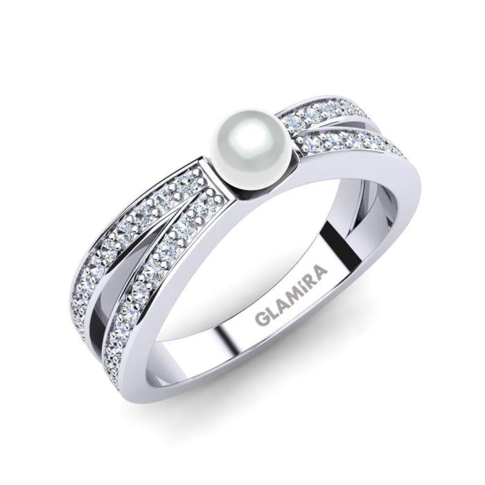 GLAMIRA Ring Digna Ø4 mm