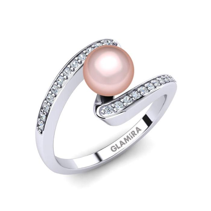 GLAMIRA Ring Perlina