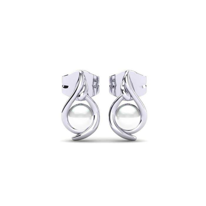 GLAMIRA Earring Livia Ø4 mm