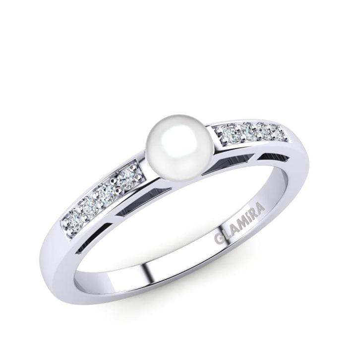 GLAMIRA Ring Briny Ø4 mm