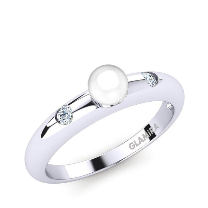 GLAMIRA Ring Vione Ø4 mm