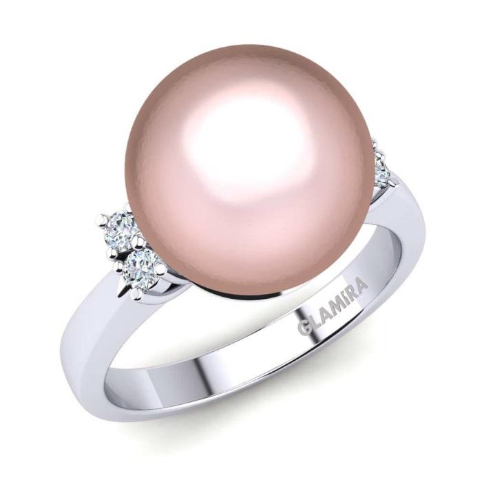 GLAMIRA Ring Giselle Ø10 mm
