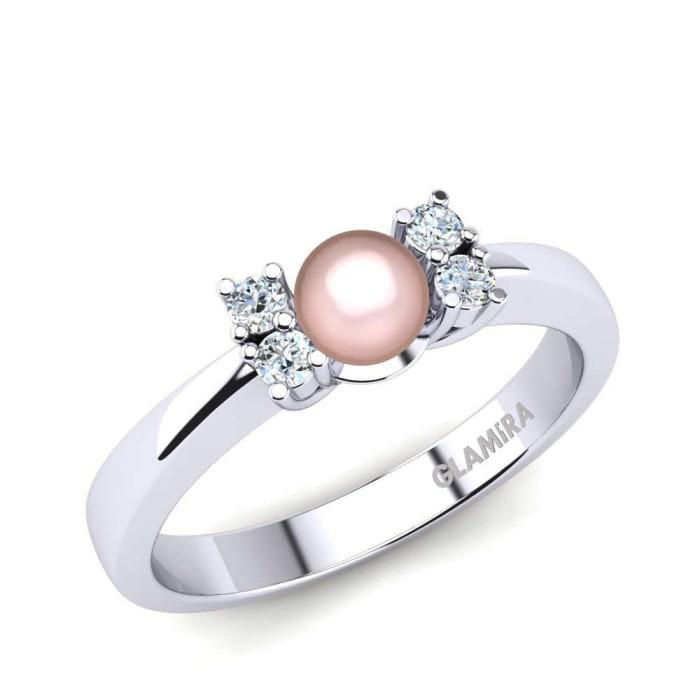 GLAMIRA Ring Giselle Ø4 mm