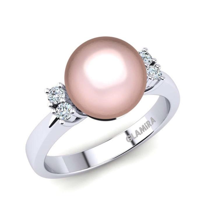 GLAMIRA Ring Giselle Ø8 mm