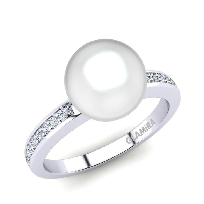 GLAMIRA Ring Lucency Ø8 mm