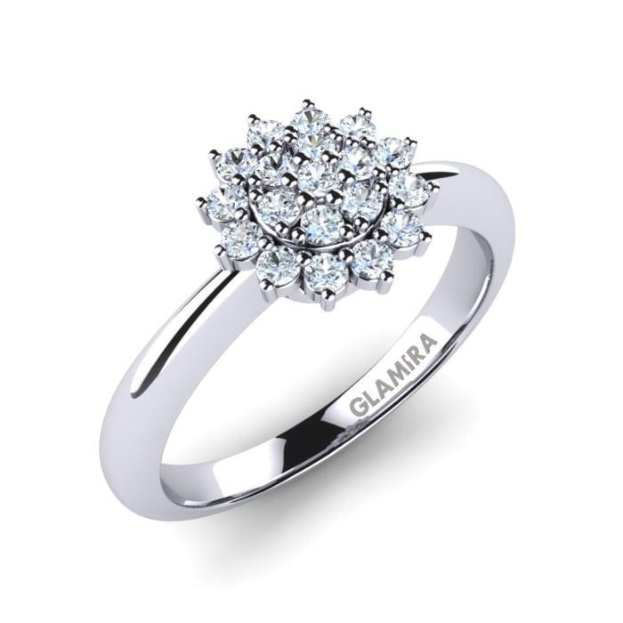 GLAMIRA Ring Amberly