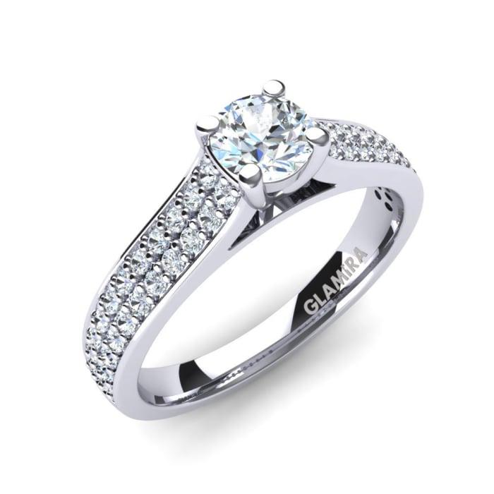 GLAMIRA Ring Arella 0.35 crt