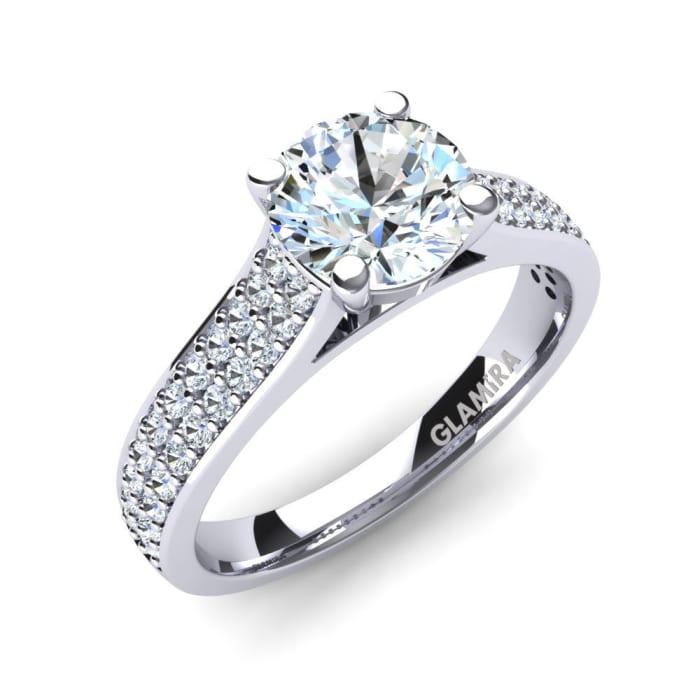 GLAMIRA Ring Arella 1.0 crt