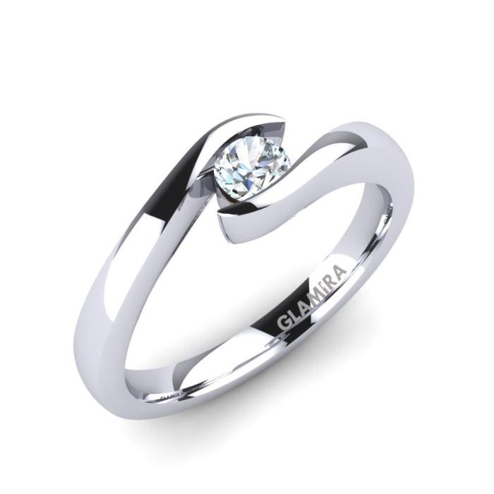 GLAMIRA Ring Tonia 0.16 crt