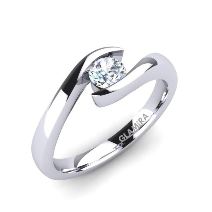 GLAMIRA Ring Tonia 0.25 crt
