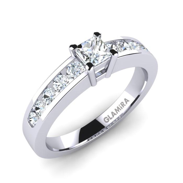 GLAMIRA Ring Kate 0.27crt