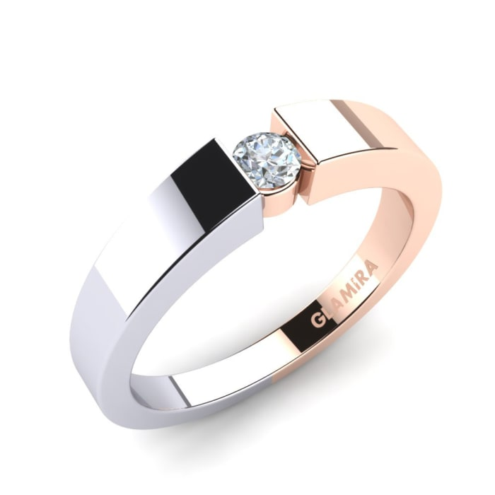 GLAMIRA Ring Nature 0.1 crt
