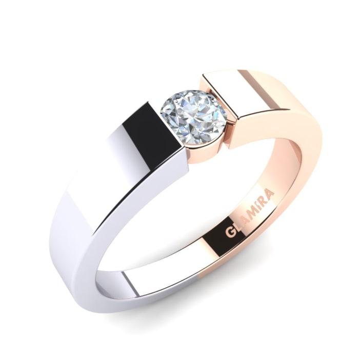 GLAMIRA Ring Nature 0.25 crt