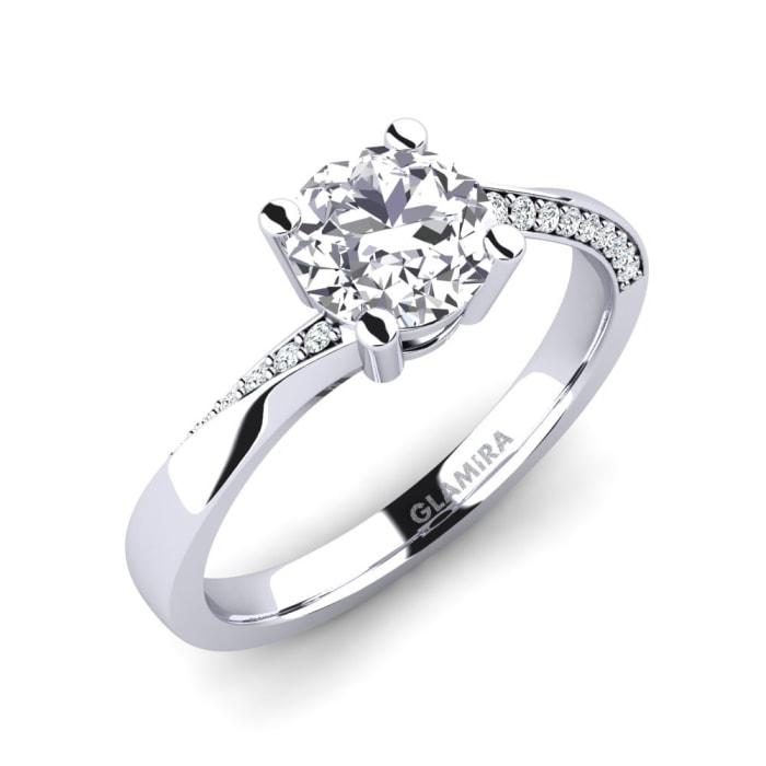 GLAMIRA Ring Abella 1.0 crt