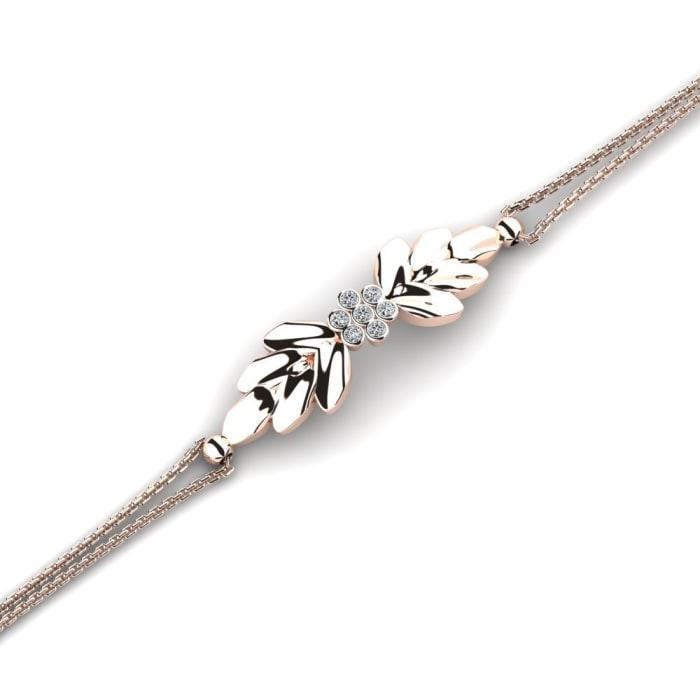 GLAMIRA Bracelet Aleda