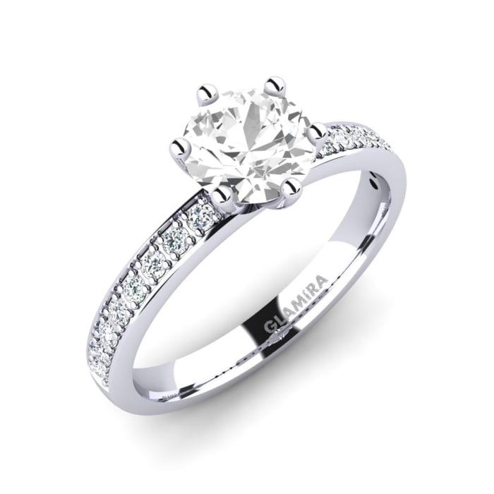 GLAMIRA Ring Alegra 1.0 crt