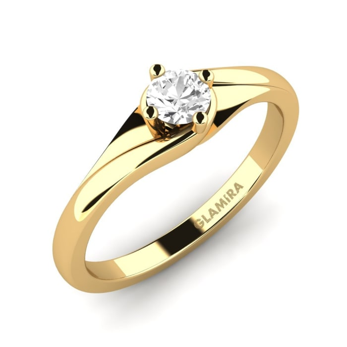 GLAMIRA Ring Alfrida