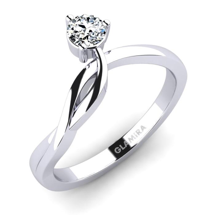 GLAMIRA Ring Anissa 0.25 crt