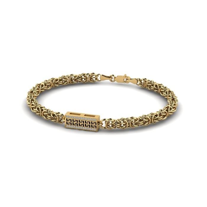 GLAMIRA Bracelet Arctovish Large