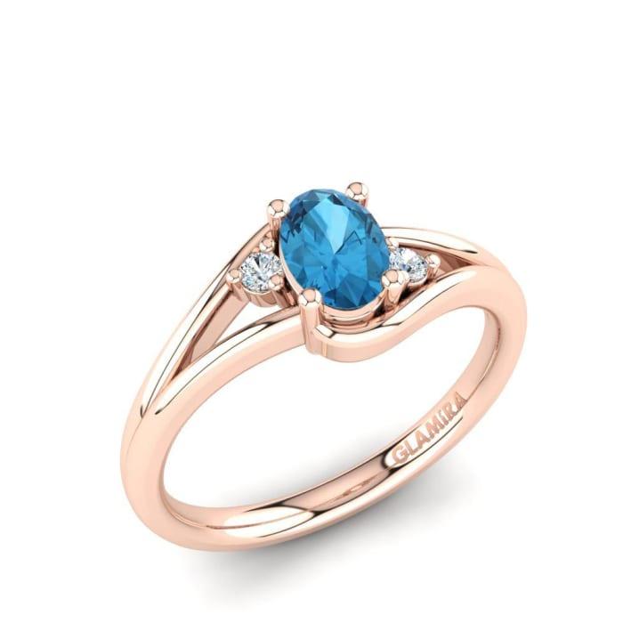 GLAMIRA Ring Ariel 0.36 crt