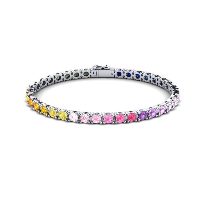 GLAMIRA Bracelet Aubrey 16 cm