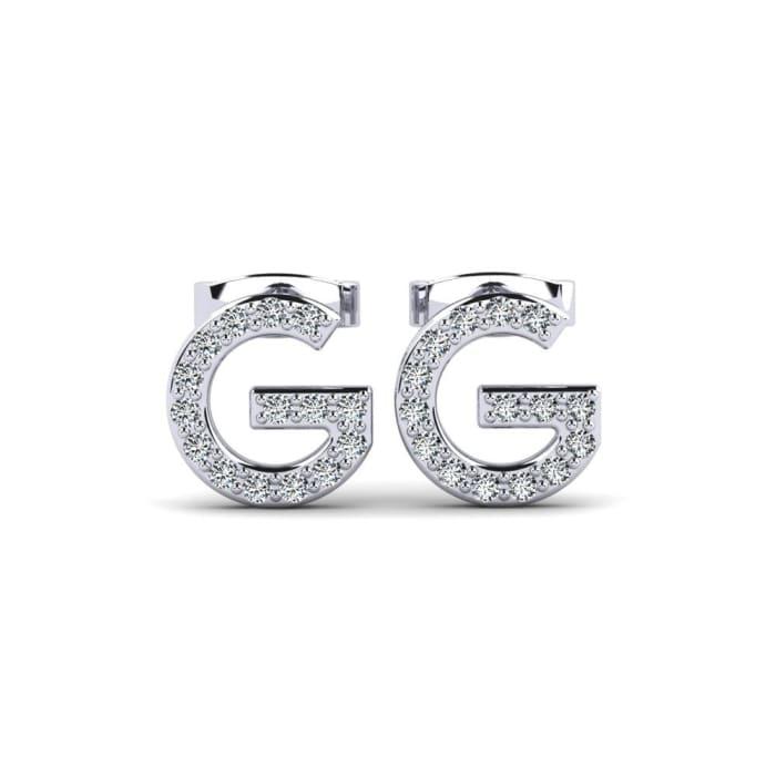 GLAMIRA Earring Barbra G