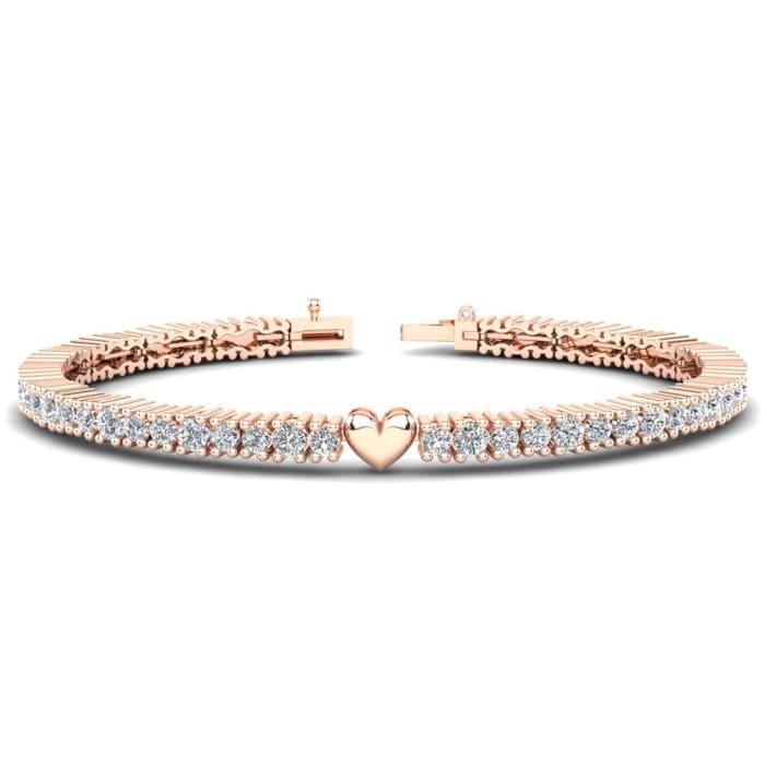GLAMIRA Bracelet Beldene 16 cm