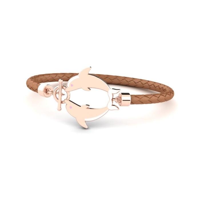 GLAMIRA Bracelet Bernetta