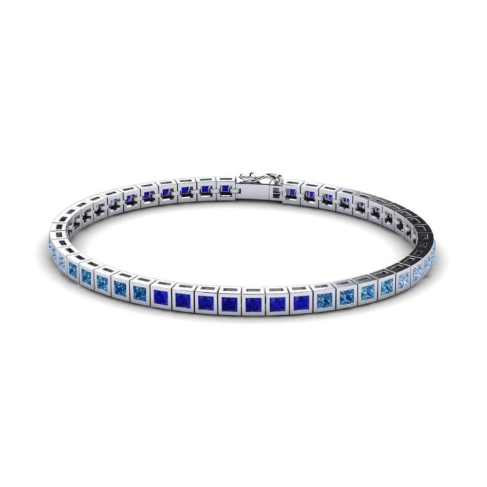 GLAMIRA Bracelet Blanche 20 cm