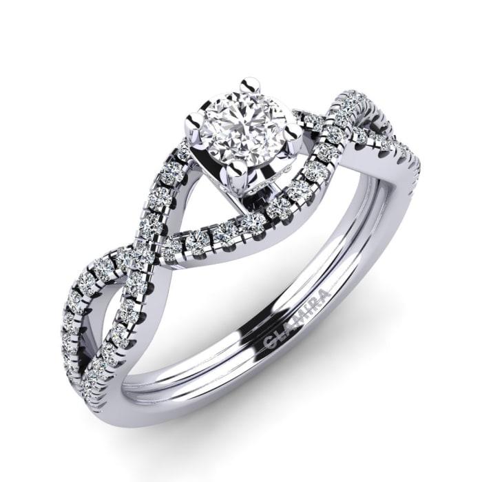GLAMIRA Ring Bonita 0.25 crt