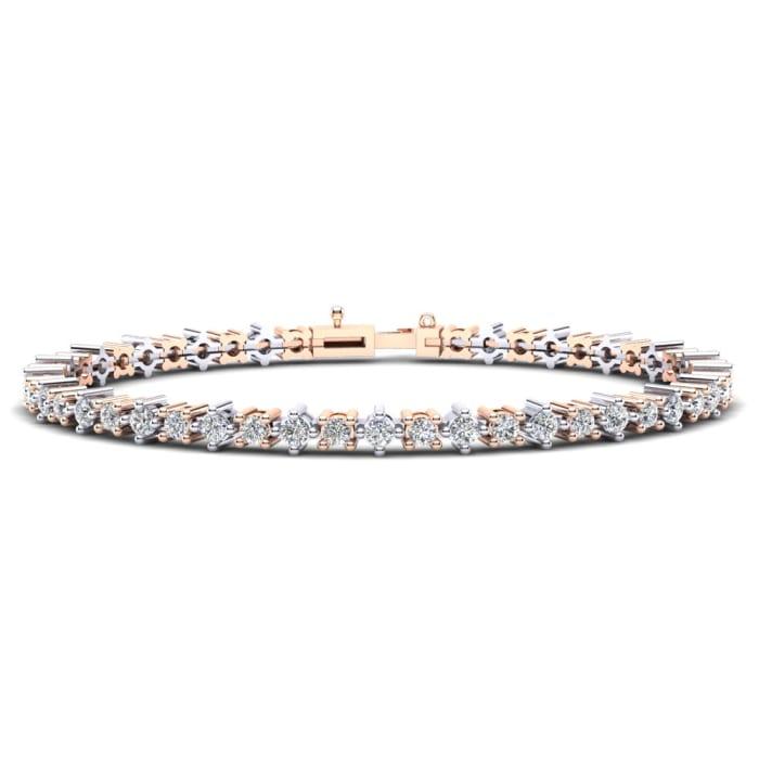 GLAMIRA Bracelet Briallan 20 cm