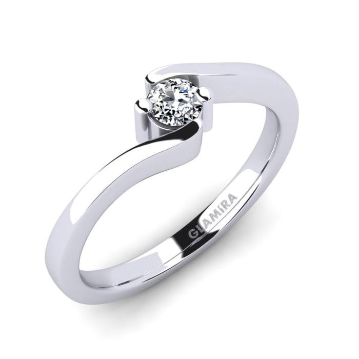 GLAMIRA Anel Bridal Element 0.16crt