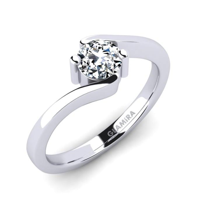 GLAMIRA Ring Bridal Element 0.5 crt