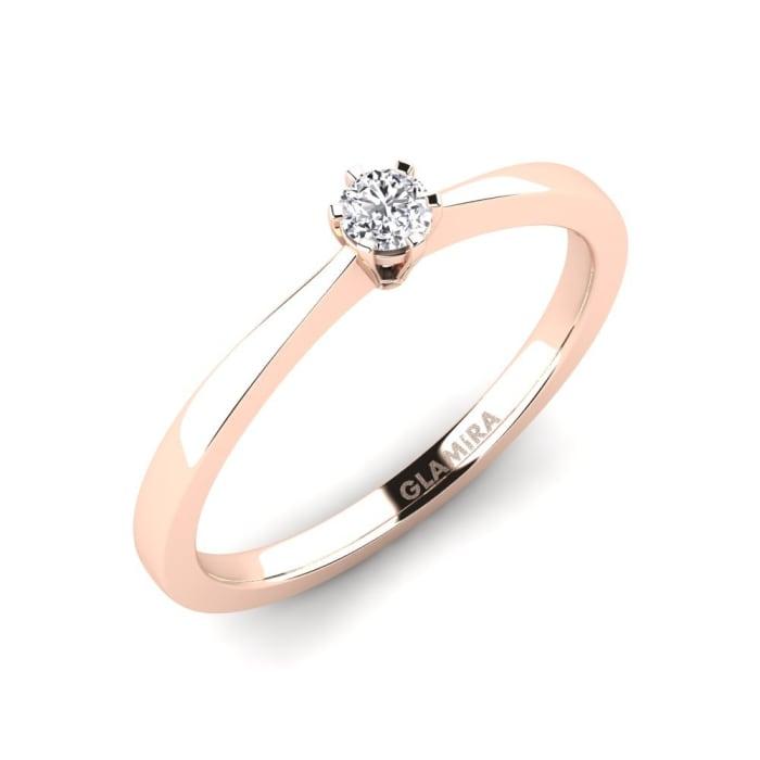 GLAMIRA Ring Bridal Rise 0.1crt