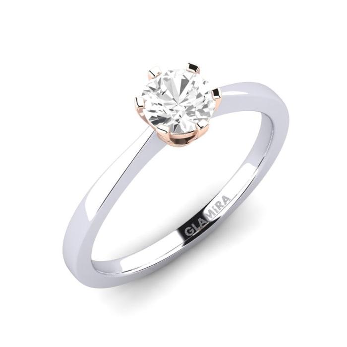 GLAMIRA Ring Bridal Rise 0.5crt
