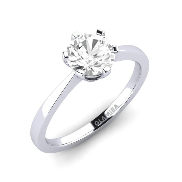GLAMIRA Ring Bridal Rise 1.0crt