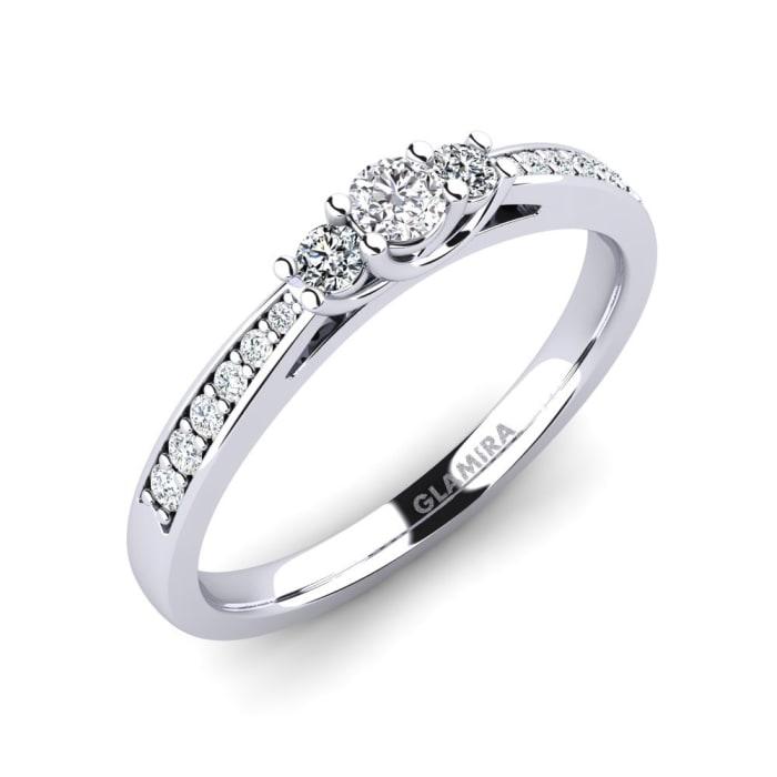 GLAMIRA Diamonds Ring Brielle