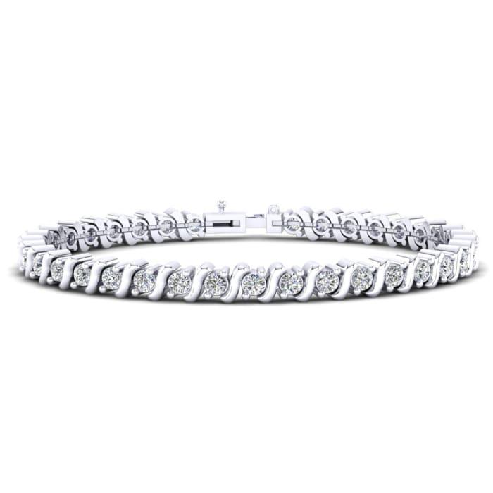 GLAMIRA Bracelet Brigett 20 cm
