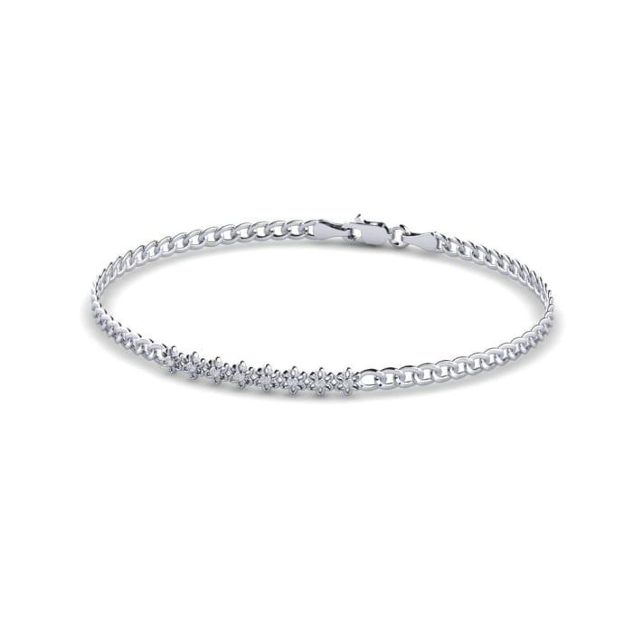 GLAMIRA Bracelet Buras Small
