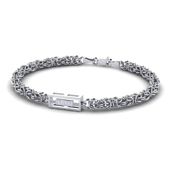 GLAMIRA Bracelet Calcairen Large