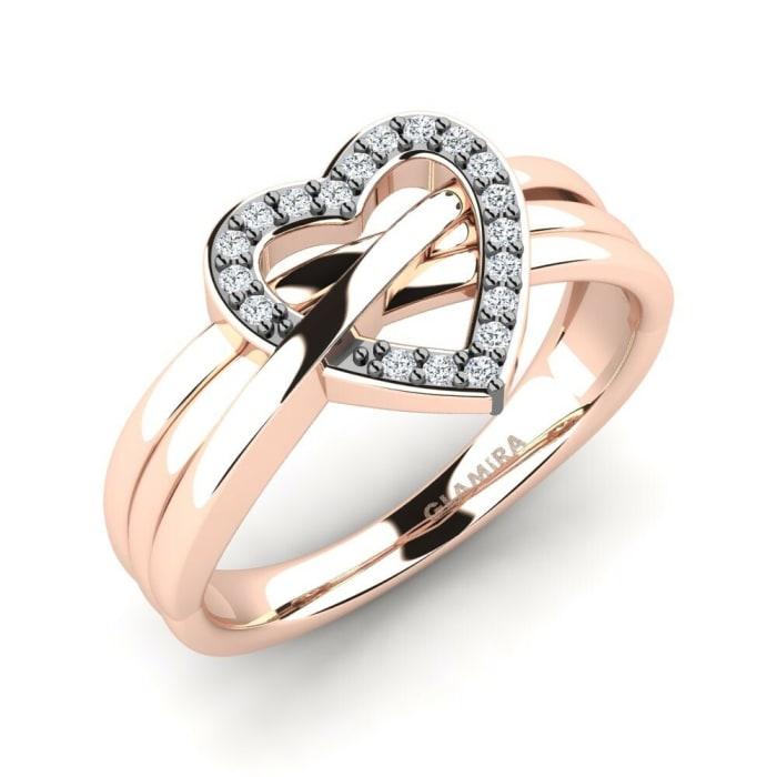 GLAMIRA Ring Carolina