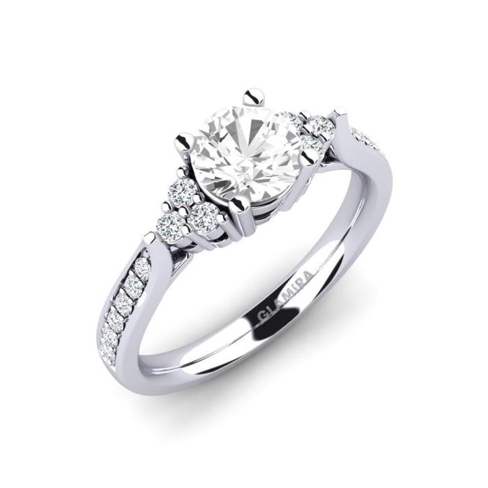 GLAMIRA Ring Cassidy 0.8 crt