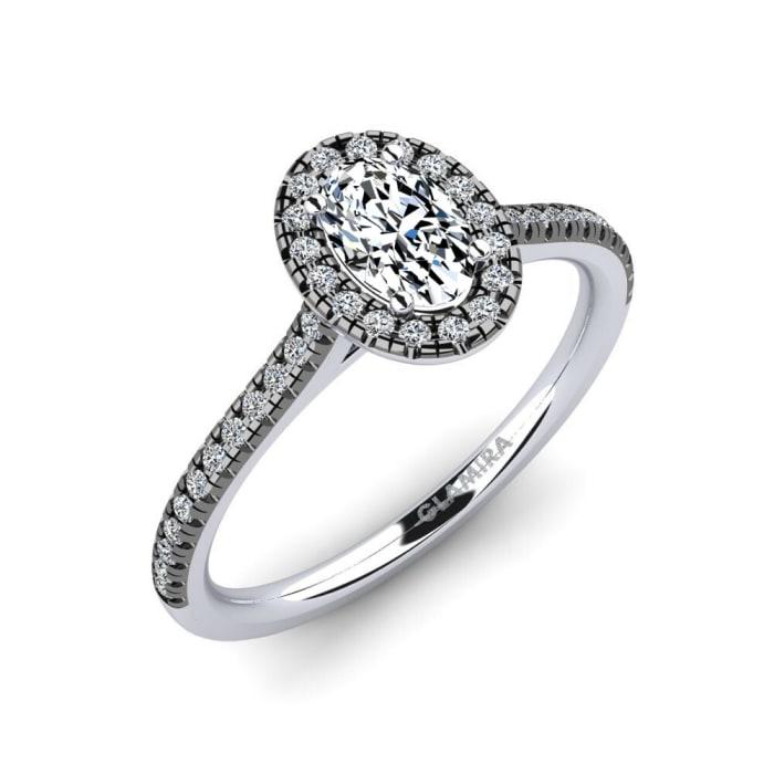 GLAMIRA Ring Dannielle 0.36 crt