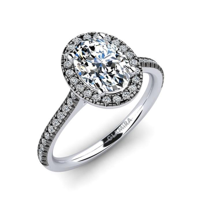 GLAMIRA Ring Dannielle 1.09 crt