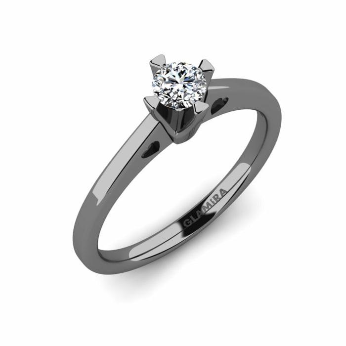 GLAMIRA Ring Delsie 0.25 crt