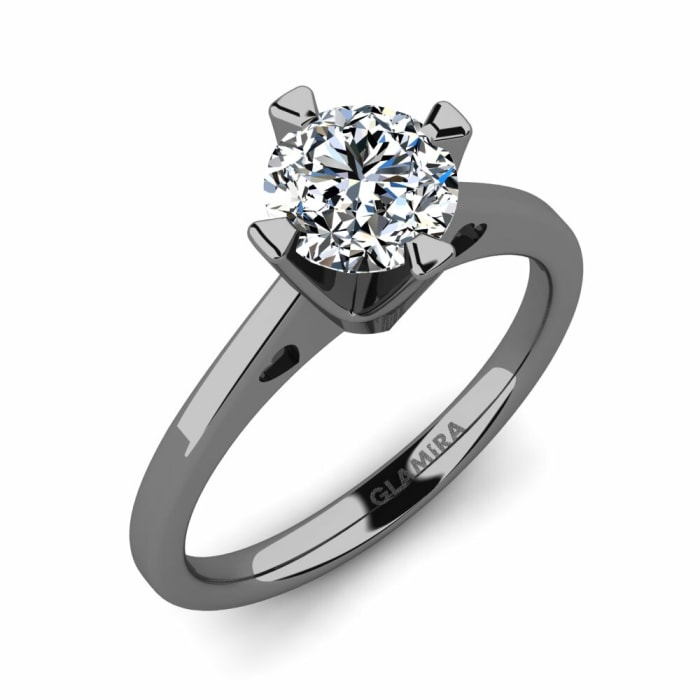 GLAMIRA Ring Delsie 1.0 crt