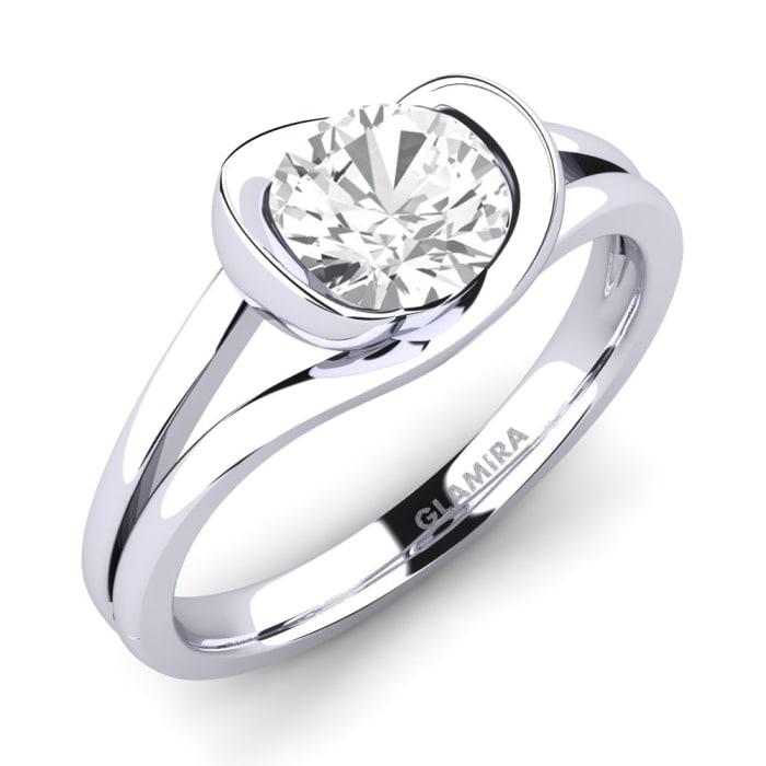 GLAMIRA Ring Donisha 1.0 crt
