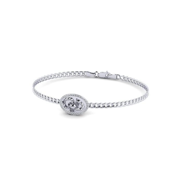 GLAMIRA Bracelet Eddison Small